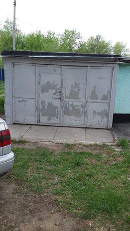 Капитальный гараж с кессоном, погребом