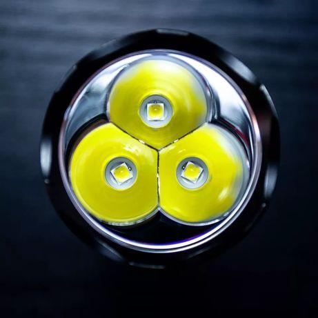 Lanterna profesionala Sofirn 3 x XPL LED 3500l 500m