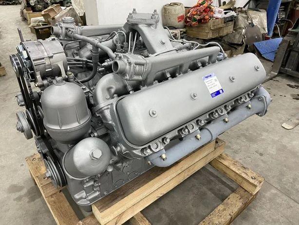 Двигателя ЯМЗ-238М2 240л.с. трактор ХТЗ Т-150, КрАЗ, МАЗ