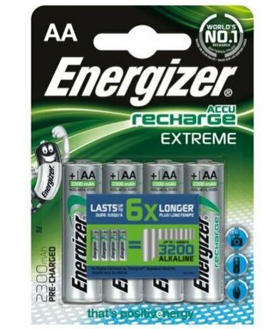 Acumulatori AA Energizer pt blitz putere mare, Japan x 4buc/set