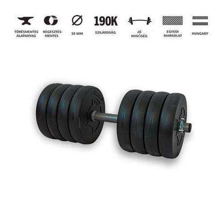GANTERE 1 X 22kg Gazo Fitness