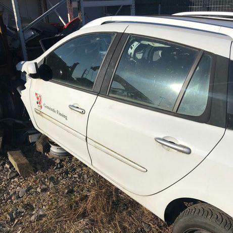 Ușa Renault clio 3  planșă bord Airbag