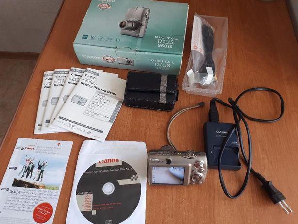 Продам цифровой фотоаппарат Canon DIGITAL IXUS 960IS