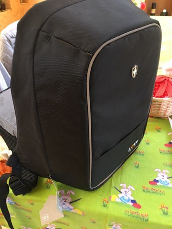 Rucsac laptop Swiss Peak antifurt