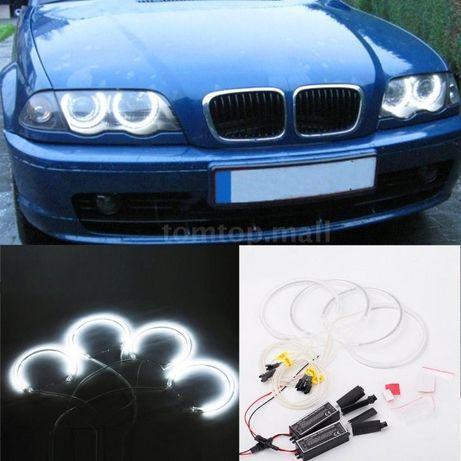 Ангелски очи за BMW БМВ E30 E34 E36 E46 E39 E38 E53 Е60 Е90 Е91 Х3 Х5