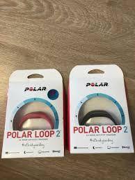 Fitness tracker Polar LOOP 2 NOI. Culori: Negru, Roz