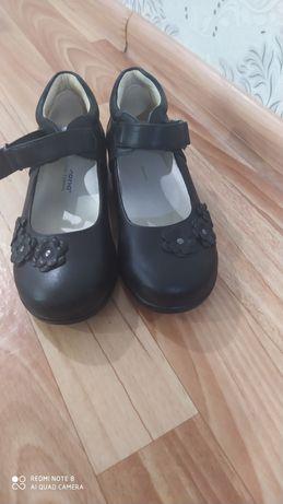 Ортопедические туфли для девочек в школу