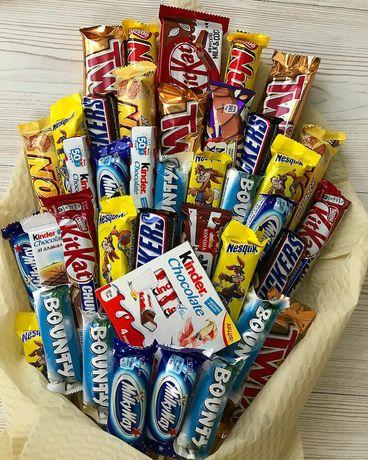Акция! Акция букет из конфет, шоколад, подарок, цветы