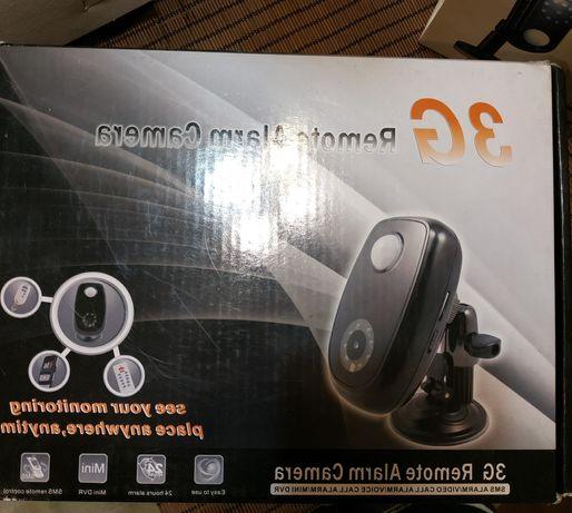 Видеокамера с датчиком движения и gsm модулем