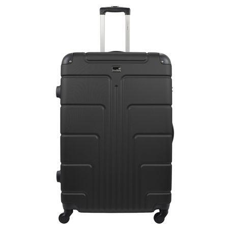 Troler negru NOU geamantan vacanta calatorie bagaj valiza voiaj