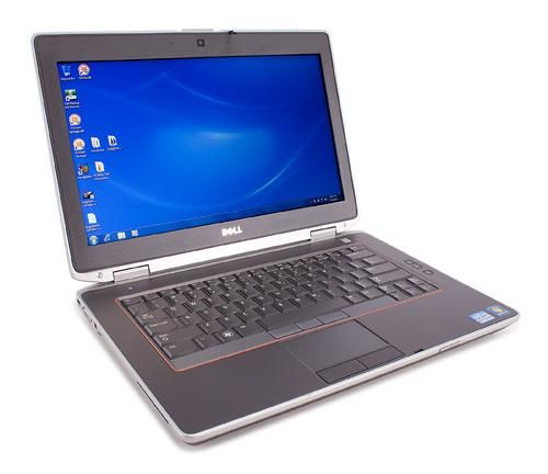 Laptop Dell i5 gen 2 de 14 inch / 8 GB ram / 320 gb HDD / Model E6420