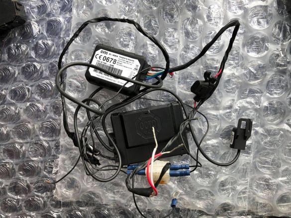 Серия GV55 мини устройство за проследяване на превозни средства
