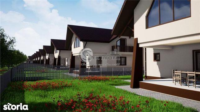 Casa Individuala Miroslava 4 Camere 110mp