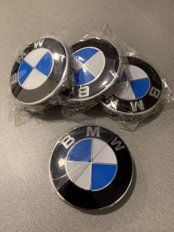 Capace centrale jante BMW