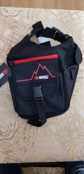 спортна чанта Berg нова