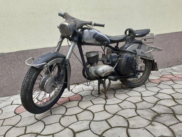 Vand motocicleta MZ 125