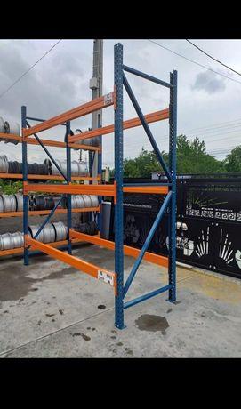 Rafturi metalice industriale 3771x1656