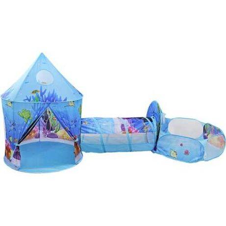 3в1 детская палата Ocean, 3 в 1 складная детская игровая палатка,