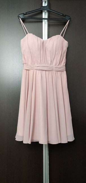 Rochiță roz, mărime S-M