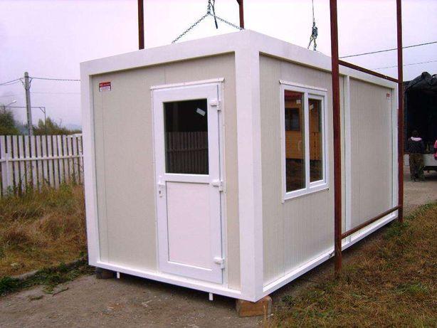container izolat birou depozit casa ieftin nou folosit santier baraca