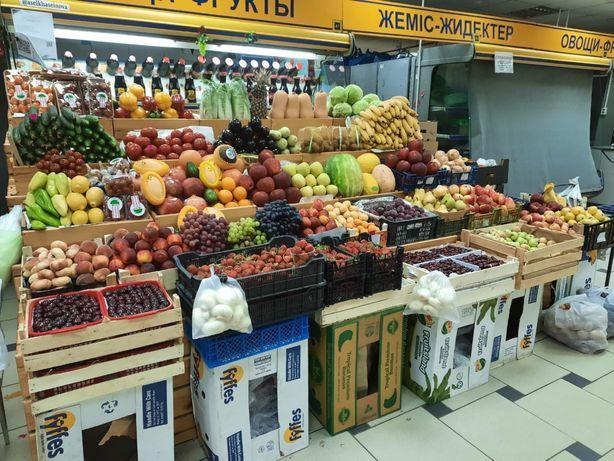 Доставка овощи и фрукты Асель