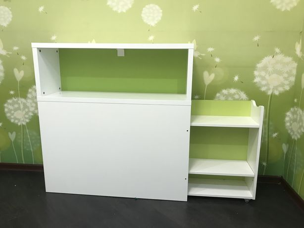 Комод IKEA с выдвижным шкафом сбоку