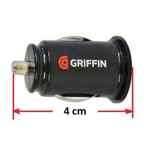 Incarcator Griffin pt telefon gps cu 2 porturi USB