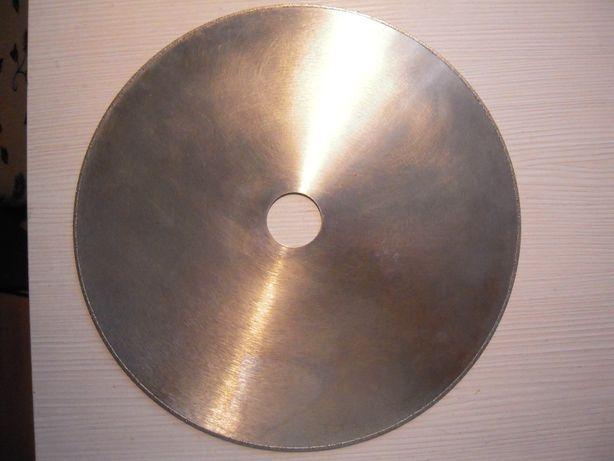 Disc din otel cu margine diamantata debitat sticla/ceramica, ext. 250m