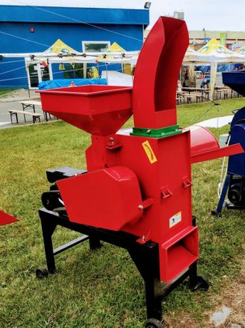 Tocator furaje 400-24 cu turbină fm - pentru furaje și cereale