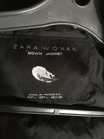куртка Zara зимняя