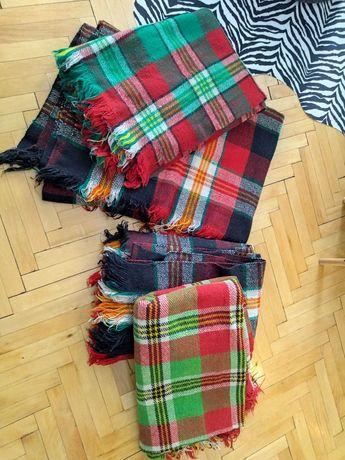 Традиционни родопски одеяла - 100% вълна, 165х225 см, 2 цвята, нови