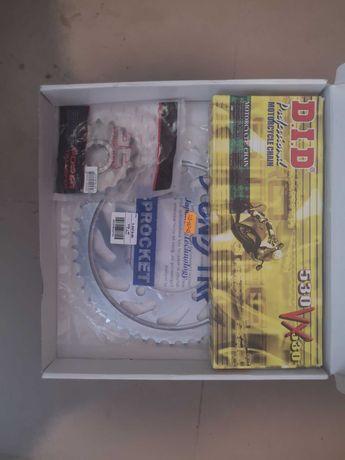 Kit lant DID pentru Yamaha FZ1 Fazer 2006-2014