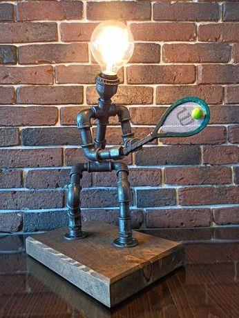 Настолна лампа Тенисист