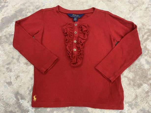 Bluzita Ralph Lauren mar 3 ani