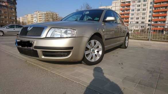 Skoda Superb 2.5 tdi V6 163hp