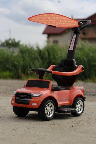 Carucior electric pentru copii 3 in 1 Ford Ranger STANDARD #Orange