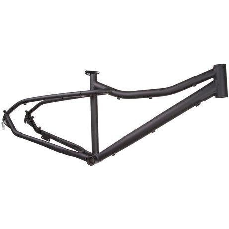 26 Black Pearl Fat Bike Allu Frame 42cm / Алуминиева Фетбайк Рамка 42с