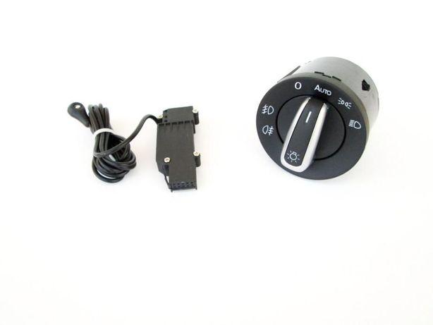 Bloc lumini Auto +Senzor pornire automata faruri pt VW Golf 5 , Golf 6