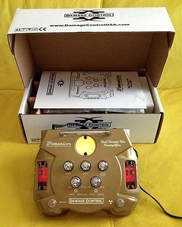 Damage Control Womanizer, ламповый преамп/дисторшн, предусилитель