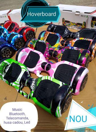 Hoverboard Nou Inor color dance Led