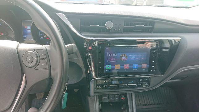 Sistem gps Toyota Auris/ Corolla 2016-2017 Octa core cu Android 9.0