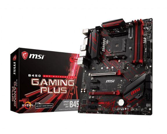 PC Gaming Ryzen 5 2600+512gbSSD+2x1TB-HDD+16gbDDR4+RX570-8GB+Audigy FX