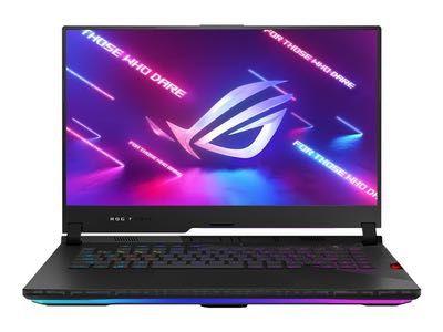 """ASUS ROG Strix SCAR 15"""" 165Hz QHD G533QS - HQ132T RTX 3080 Laptop"""