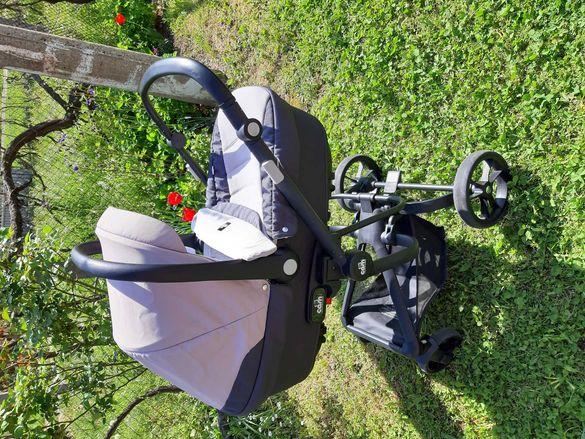 Детска количка 3в1 САМ Tasky