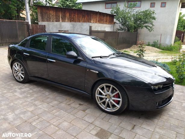 Alfa Romeo 159 Alfa Romeo 159 ti (regina seriei 159)