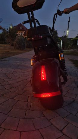 Scuter Electric Harley