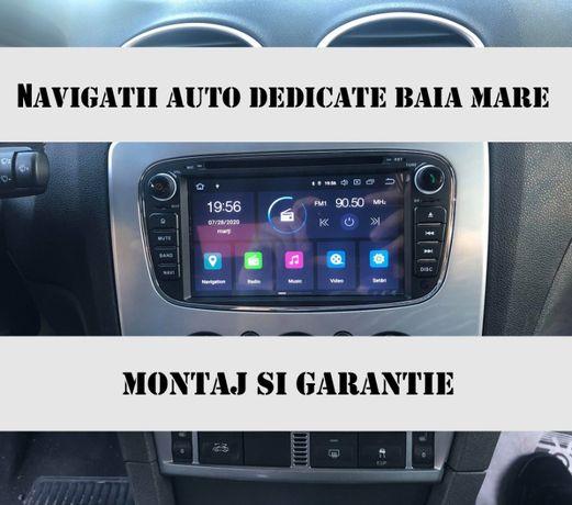 Montaj Navigatii Auto Dedicate, Playere 2DIN Android, Camere Marsarier