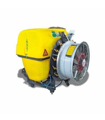 Вентилаторна  пръскачка BADILLI - 400 литра с ремък - Турска