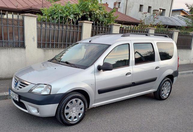 Dacia Logan MCV / 2007 / 1.6 16v-105 Cp / A.C / Germania