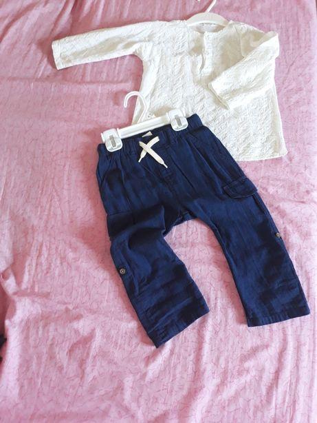Pantaloni H&M de in si cămașă